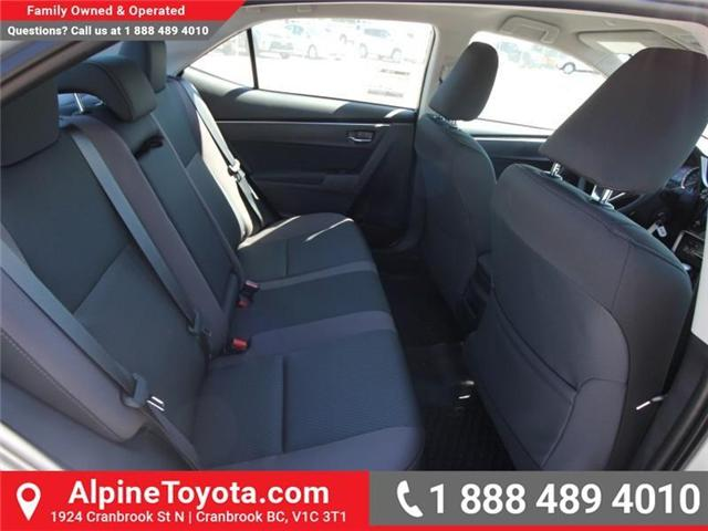 2019 Toyota Corolla LE (Stk: C132624) in Cranbrook - Image 11 of 15