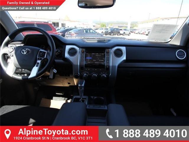 2018 Toyota Tundra SR5 Plus 5.7L V8 (Stk: X755172) in Cranbrook - Image 9 of 17