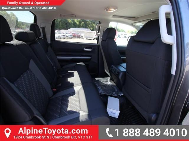 2018 Toyota Tundra SR5 Plus 5.7L V8 (Stk: X755172) in Cranbrook - Image 11 of 17