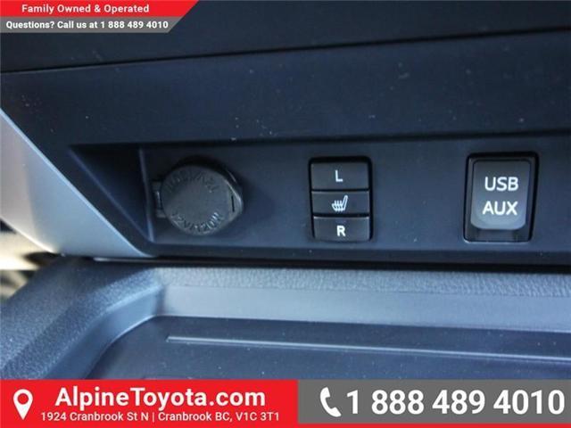 2018 Toyota Tundra SR5 Plus 5.7L V8 (Stk: X755172) in Cranbrook - Image 13 of 17