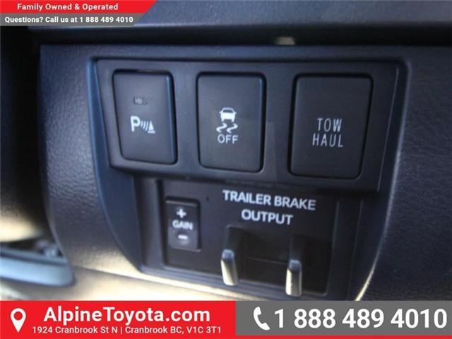 2018 Toyota Tundra  (Stk: X755172) in Cranbrook - Image 14 of 17