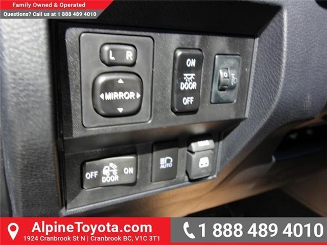 2018 Toyota Tundra SR5 Plus 5.7L V8 (Stk: X755172) in Cranbrook - Image 15 of 17