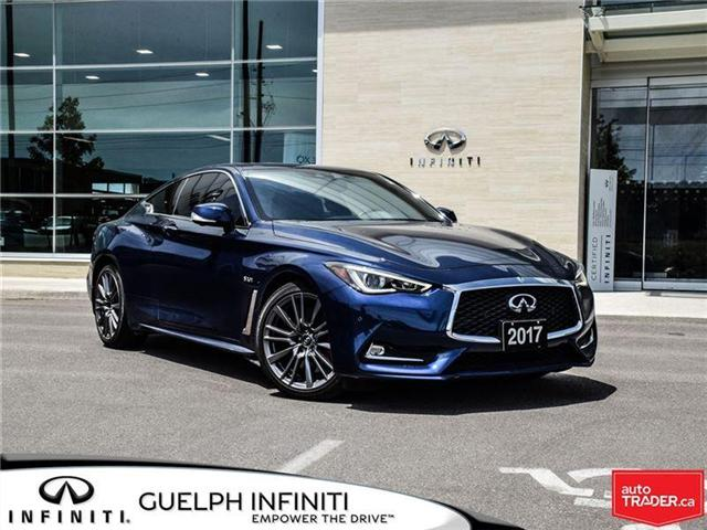2017 Infiniti Q60  (Stk: I6625A) in Guelph - Image 2 of 23
