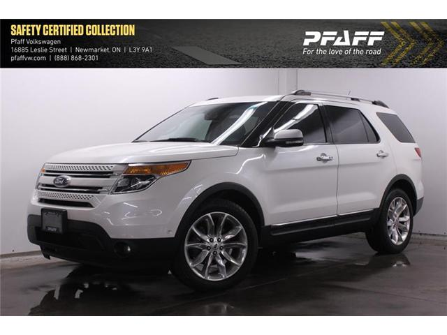 2012 Ford Explorer Limited (Stk: 19207) in Newmarket - Image 1 of 22