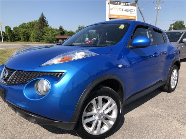 2012 Nissan Juke SV (Stk: -) in Kemptville - Image 1 of 23