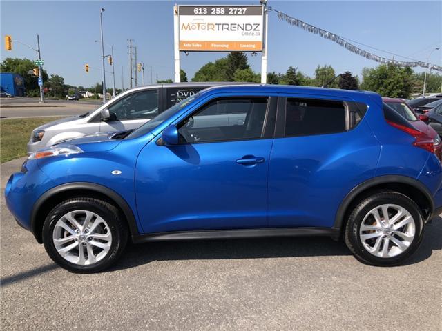 2012 Nissan Juke SV (Stk: -) in Kemptville - Image 2 of 23