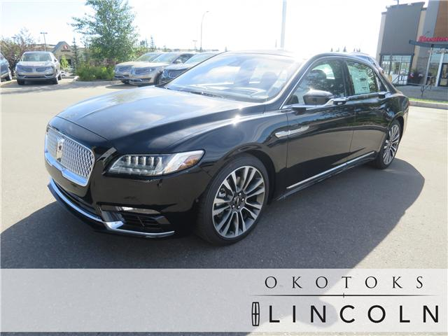 2018 Lincoln Continental Reserve (Stk: J-1310) in Okotoks - Image 1 of 5