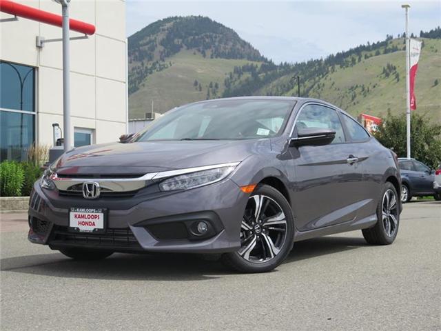 2018 Honda Civic Touring (Stk: N13990) in Kamloops - Image 1 of 22
