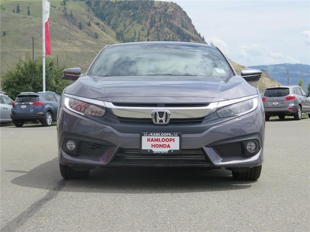 2018 Honda Civic Touring (Stk: N13990) in Kamloops - Image 2 of 22