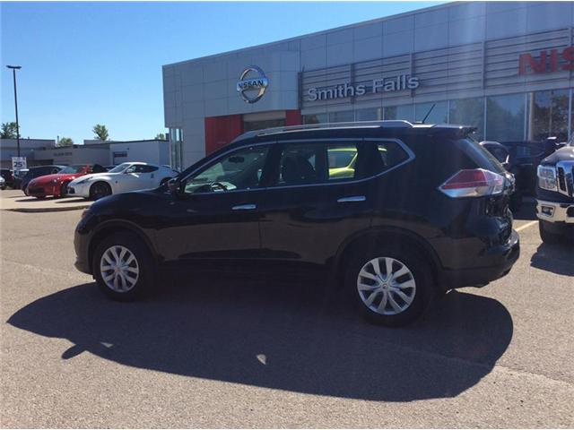 2016 Nissan Rogue S (Stk: 18-234A) in Smiths Falls - Image 1 of 13