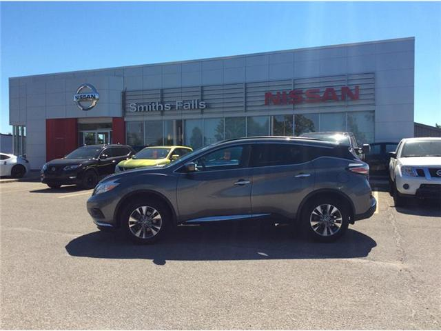 2016 Nissan Murano S (Stk: 18-235A) in Smiths Falls - Image 1 of 13