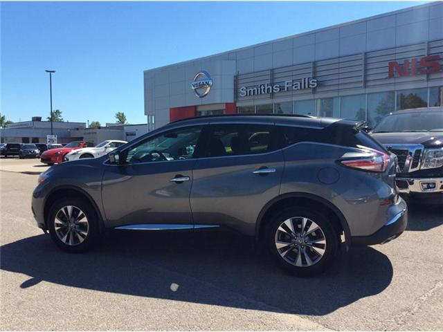 2016 Nissan Murano S (Stk: 18-235A) in Smiths Falls - Image 2 of 13