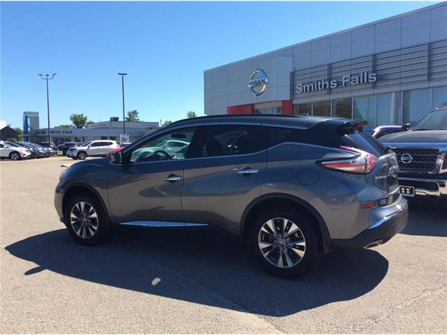 2016 Nissan Murano S (Stk: 18-235A) in Smiths Falls - Image 3 of 13