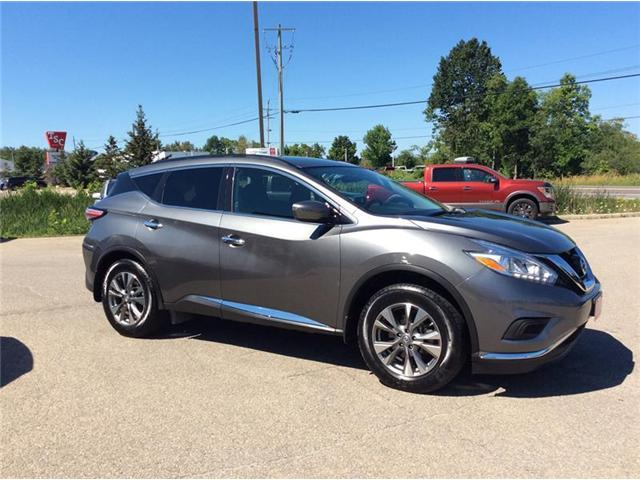 2016 Nissan Murano S (Stk: 18-235A) in Smiths Falls - Image 5 of 13