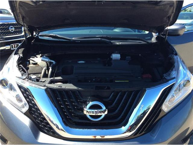 2016 Nissan Murano S (Stk: 18-235A) in Smiths Falls - Image 10 of 13