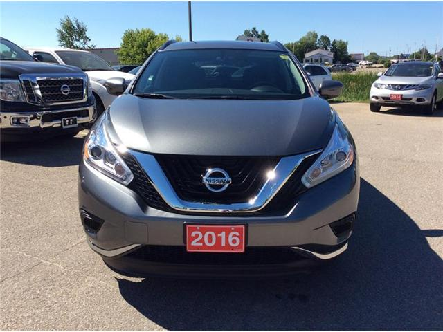 2016 Nissan Murano S (Stk: 18-235A) in Smiths Falls - Image 12 of 13