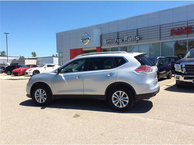 2015 Nissan Rogue SV (Stk: P1939) in Smiths Falls - Image 1 of 13
