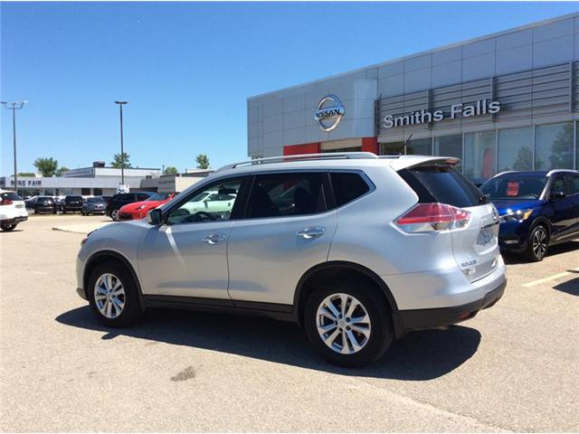 2015 Nissan Rogue SV (Stk: P1939) in Smiths Falls - Image 2 of 13