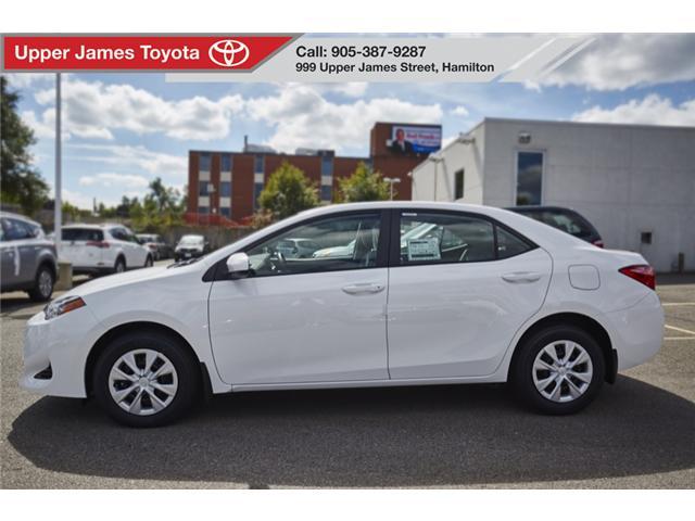 2019 Toyota Corolla CE (Stk: 190058) in Hamilton - Image 2 of 11