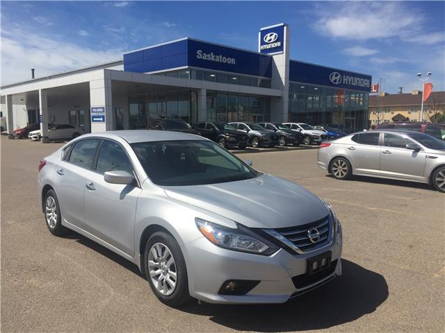 2017 Nissan Altima 2.5 (Stk: B7031) in Saskatoon - Image 1 of 16