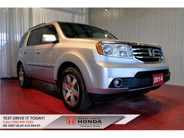 2014 Honda Pilot Touring (Stk: HP528) in Sault Ste. Marie - Image 1 of 29
