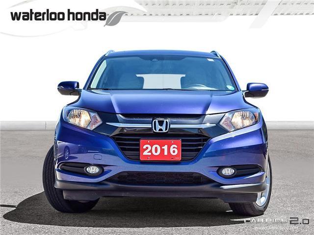 2016 Honda HR-V EX-L (Stk: L4124A) in Waterloo - Image 2 of 27