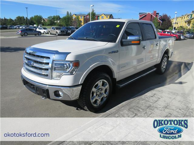 2014 Ford F-150 Lariat (Stk: J-919A) in Okotoks - Image 1 of 21