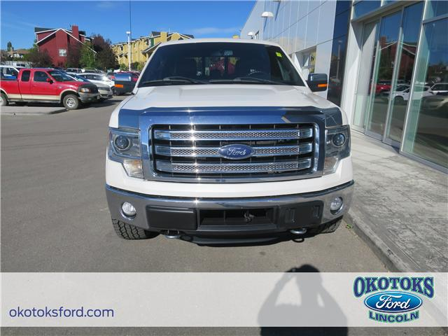2014 Ford F-150 Lariat (Stk: J-919A) in Okotoks - Image 2 of 21