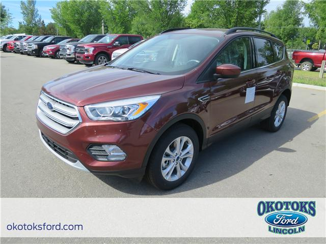 2018 Ford Escape SEL (Stk: JK-395) in Okotoks - Image 1 of 5