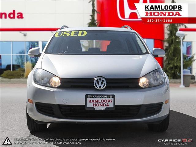 2014 Volkswagen Golf 2.5L Comfortline (Stk: 13897A) in Kamloops - Image 2 of 25