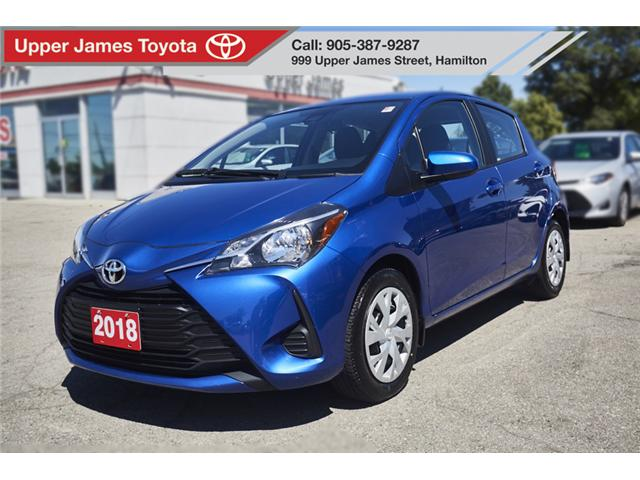 2018 Toyota Yaris LE (Stk: 71861) in Hamilton - Image 1 of 17