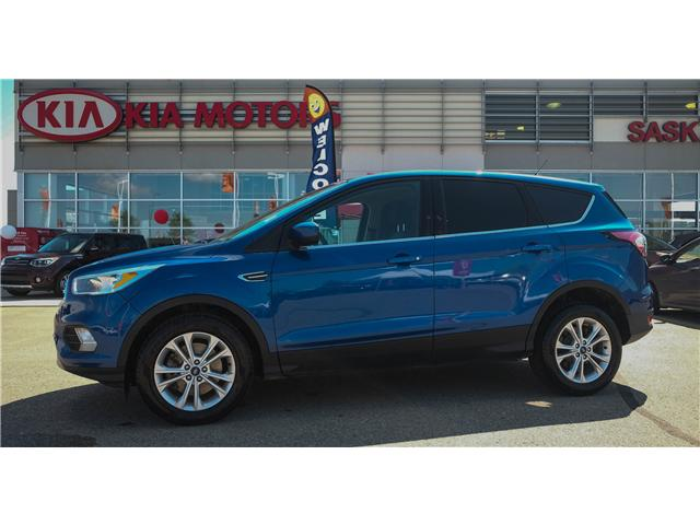 2017 Ford Escape SE (Stk: P4369) in Saskatoon - Image 1 of 27