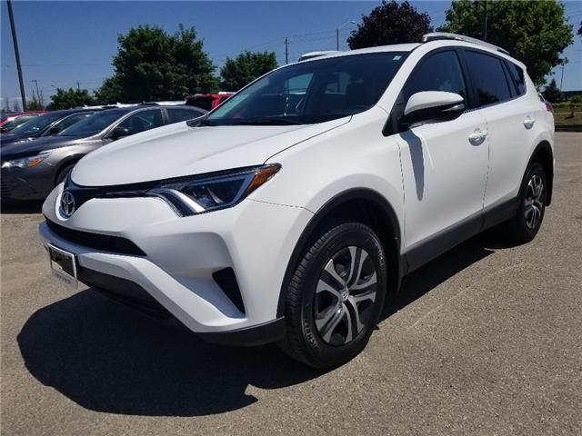 2016 Toyota RAV4 LE (Stk: u00876) in Guelph - Image 1 of 30