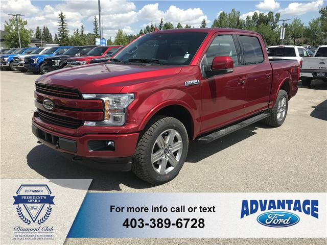 2018 Ford F-150 Lariat (Stk: J-1268) in Calgary - Image 1 of 6
