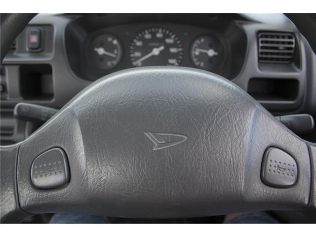 2002 Daihatsu HIJET  (Stk: AG0804) in Abbotsford - Image 17 of 17