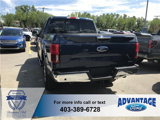 2018 Ford F-150 Lariat (Stk: J-1392) in Calgary - Image 2 of 4