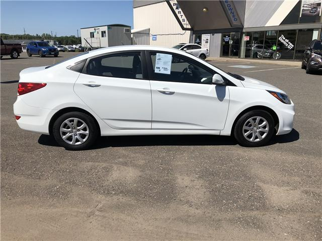 2013 Hyundai Accent GL (Stk: 15336A) in Thunder Bay - Image 2 of 17