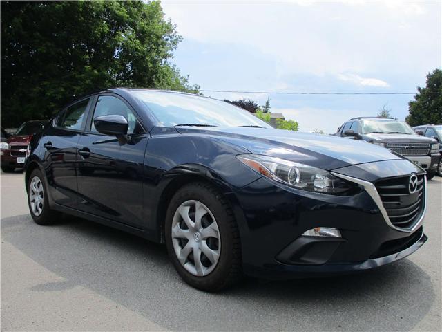 2015 Mazda Mazda3 GX (Stk: 180235) in North Bay - Image 1 of 12
