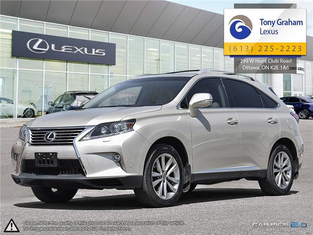 2015 Lexus RX 350 Sportdesign (Stk: Y3162) in Ottawa - Image 1 of 25