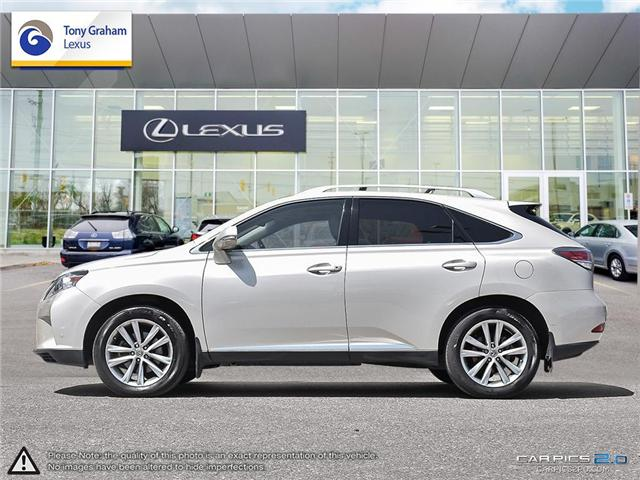 2015 Lexus RX 350 Sportdesign (Stk: Y3162) in Ottawa - Image 2 of 25