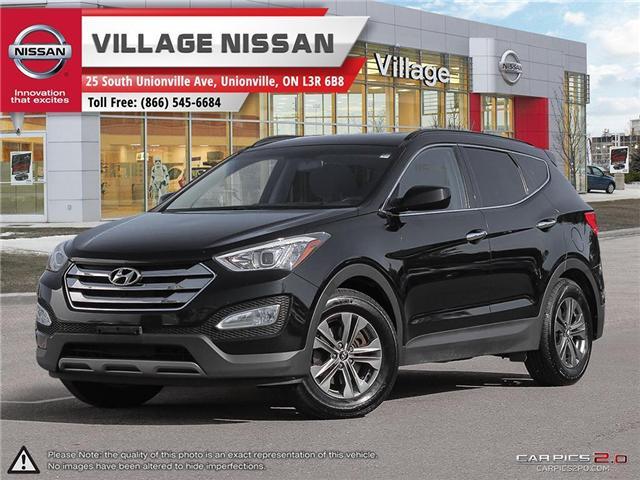 2013 Hyundai Santa Fe Sport 2.0T Premium (Stk: 80205B) in Unionville - Image 1 of 27