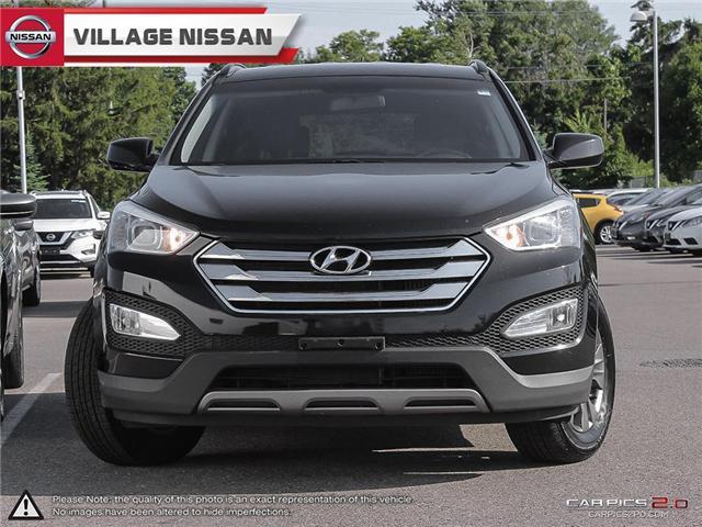 2013 Hyundai Santa Fe Sport 2.0T Premium (Stk: 80205B) in Unionville - Image 2 of 27