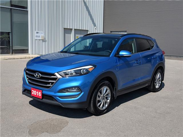 2016 Hyundai Tucson Luxury (Stk: 80209A) in Goderich - Image 2 of 14
