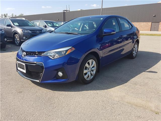 2015 Toyota Corolla S (Stk: U00899) in Guelph - Image 1 of 30