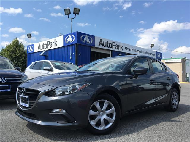 2014 Mazda Mazda3 GX-SKY (Stk: 14-39389) in Georgetown - Image 1 of 20
