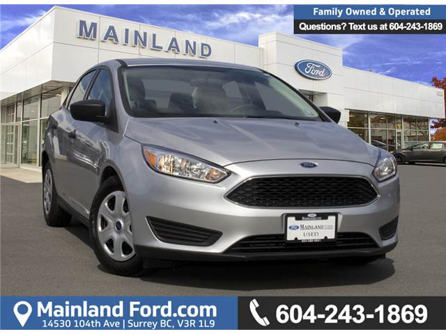 2017 Ford Focus S (Stk: 8ES2245A) in Surrey - Image 1 of 26
