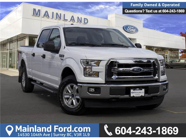 2017 Ford F-150 XLT (Stk: 8F10670A) in Surrey - Image 1 of 27