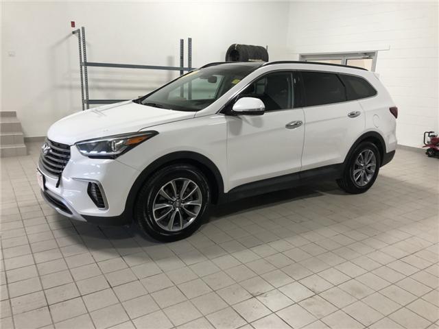 2017 Hyundai Santa Fe XL Limited (Stk: 18463A) in Steinbach - Image 1 of 9