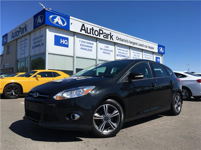 2014 Ford Focus SE (Stk: 14-07930) in Brampton - Image 1 of 23