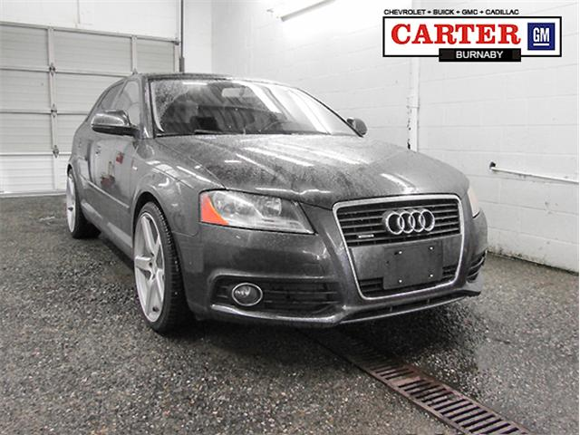 2009 Audi A3 2 0T Premium Power Moonroof - Bluetooth - Heated Front